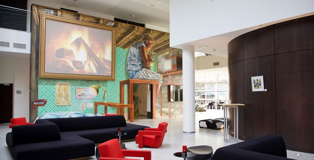 Bienvenido a Dutch Design Hotel Artemis 4*