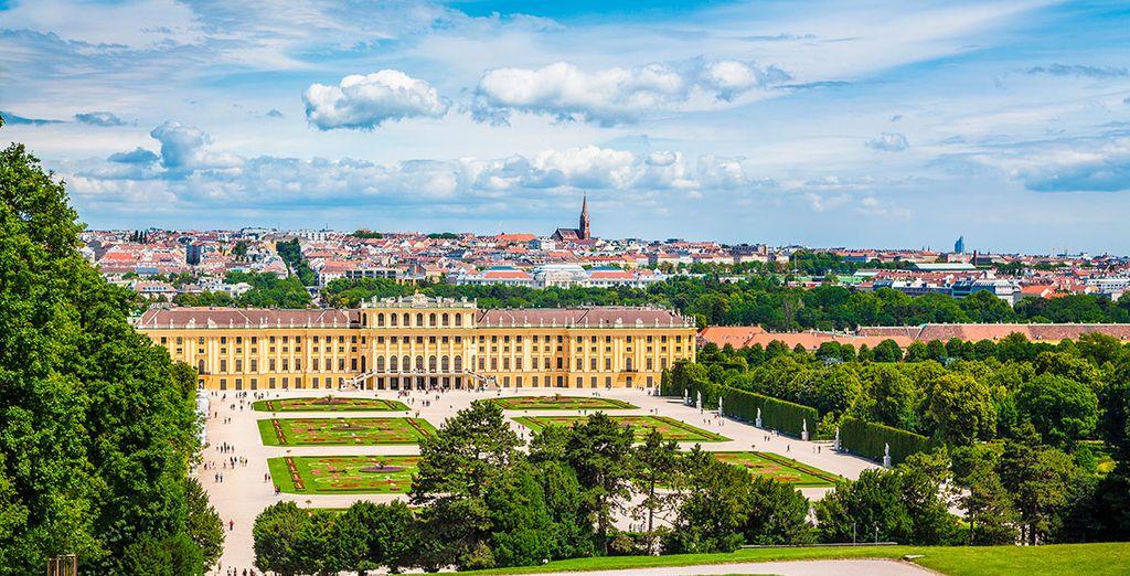 El sexto día, opcionalmente, podréis visitar el Palacio de Schönbrunn, con concierto y cena incluida