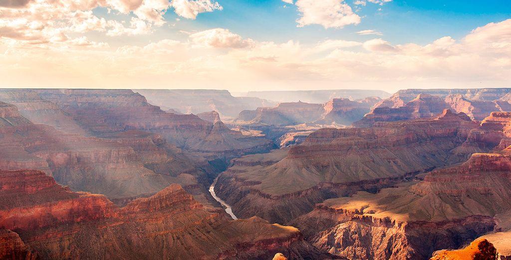 Aprovecha para reservar una espectacular excursión al Gran Cañón en el siguiente paso de tu compra