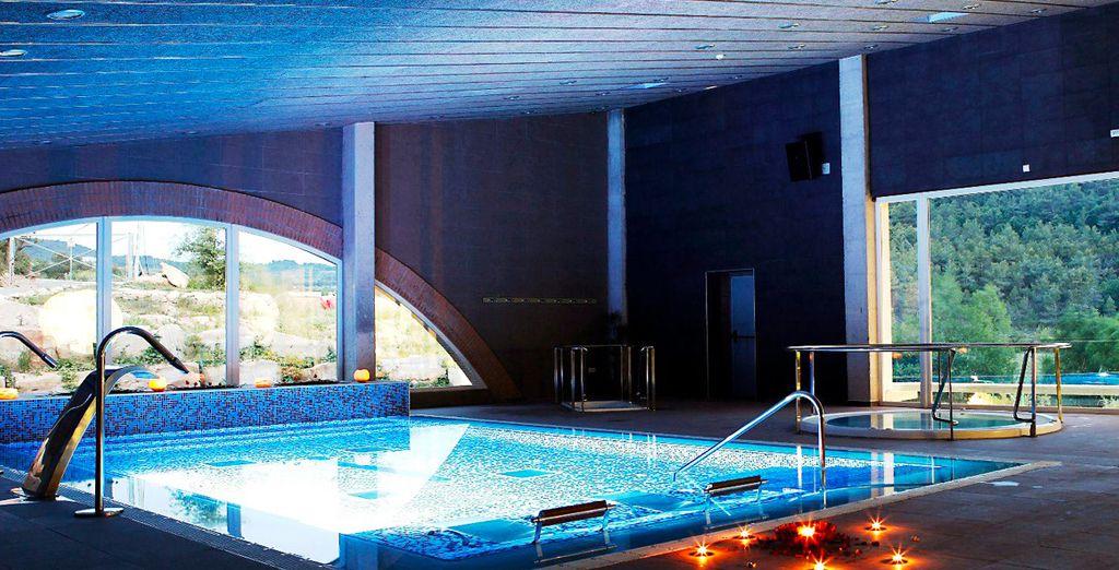 Hotel Balneari de Rocallaura 4* - Lleida