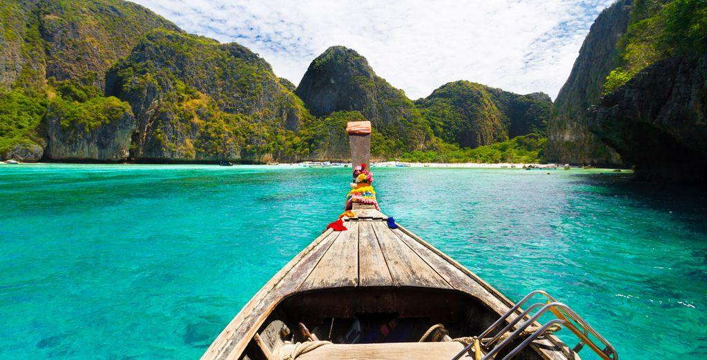 Cruza la Bahía de Maya