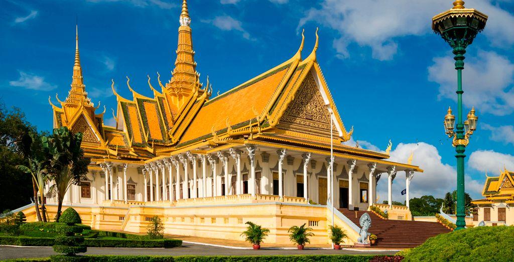 Disfruta de tu visita a Phnom Penh
