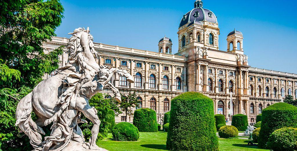 El Museo de Historia de Viena