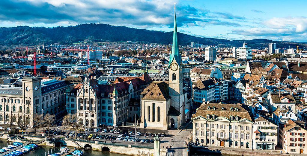 Zurich, tu siguiente destino