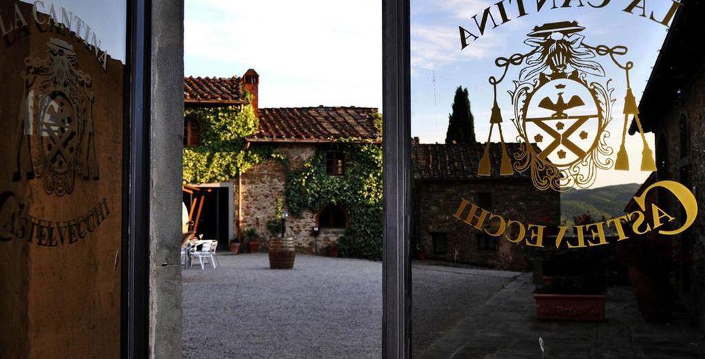 La Casa Rural Borgo Castelvecchi abre sus puertas para ti