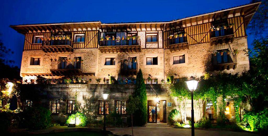 tu hotel se sitúa en un enclave privilegiado