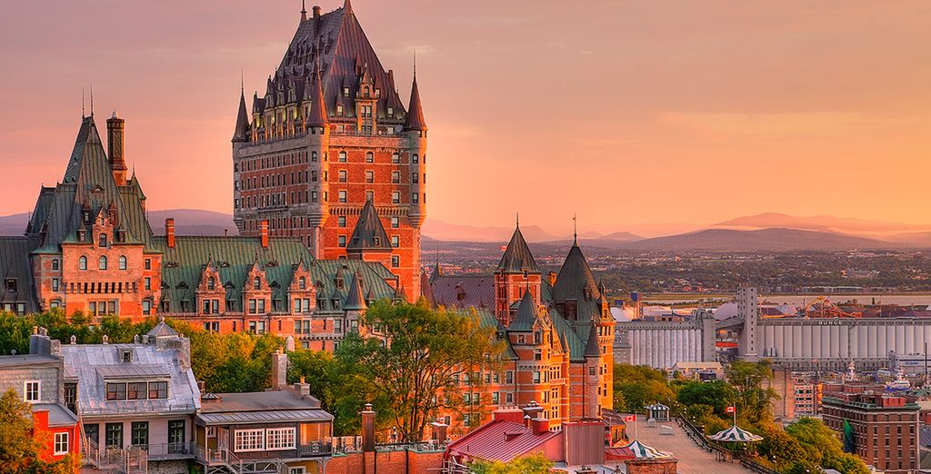 La ciudad de Quebec será la segunda del itinerario