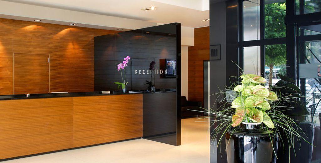 El hotel en Split puede ser Atrium Hotel 5*