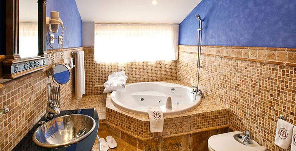 Con baño privado equipado