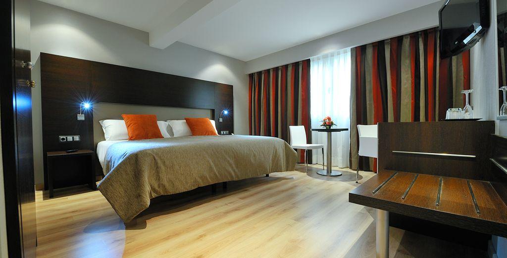 Descansa en tu habitación