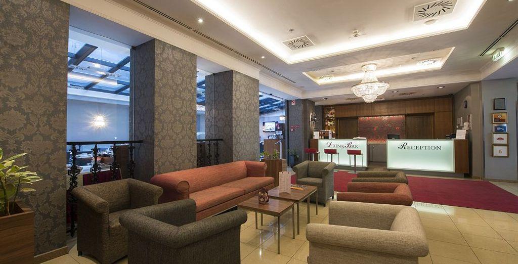 The Three Corners Hotel Bristol 4*, en Budapest