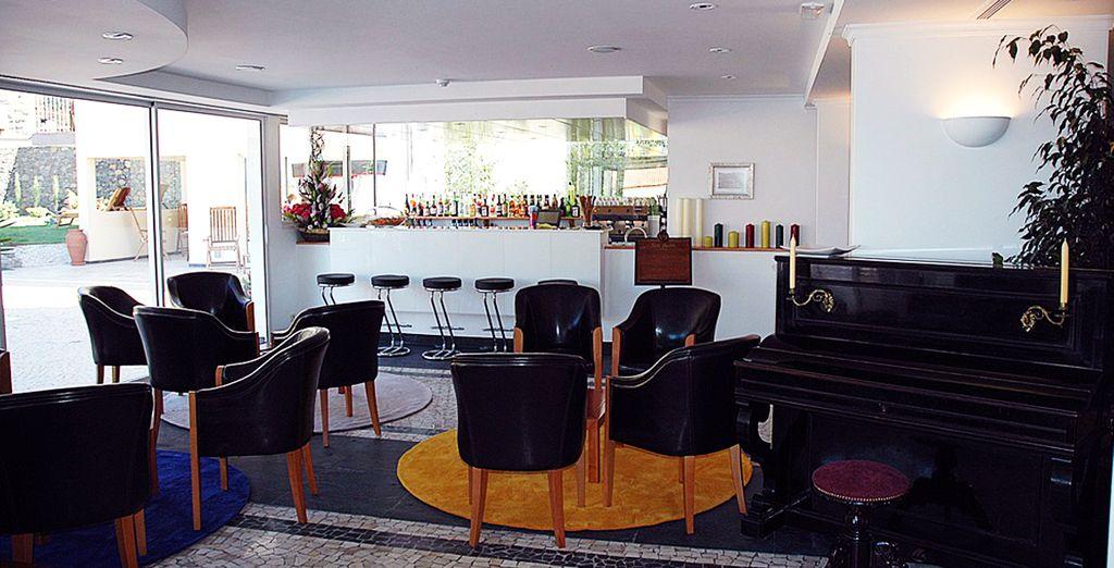 El hotel conserva el ambiente señorial