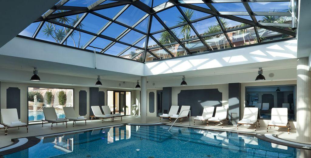El Spa del Cala Ginepro Hotel Resort 4* te encantará