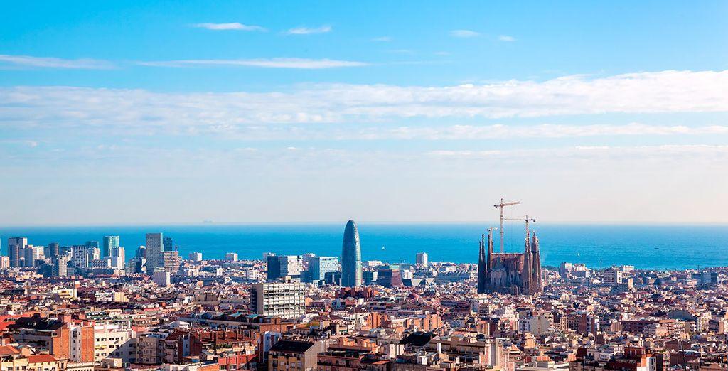 Barcelona te espera...¿Nos vamos?
