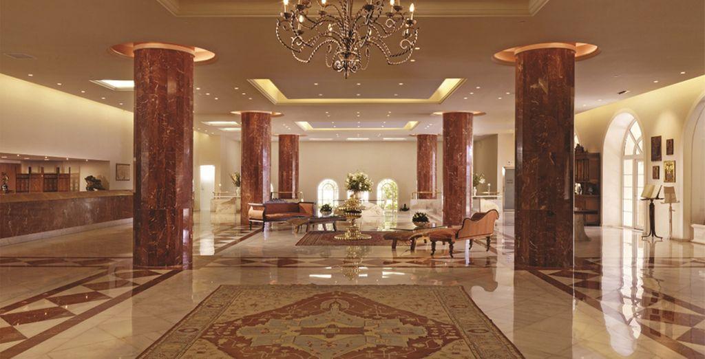 Interiores también elegantes