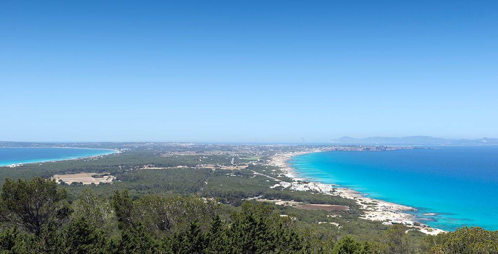 Formentera, un remanso de paz