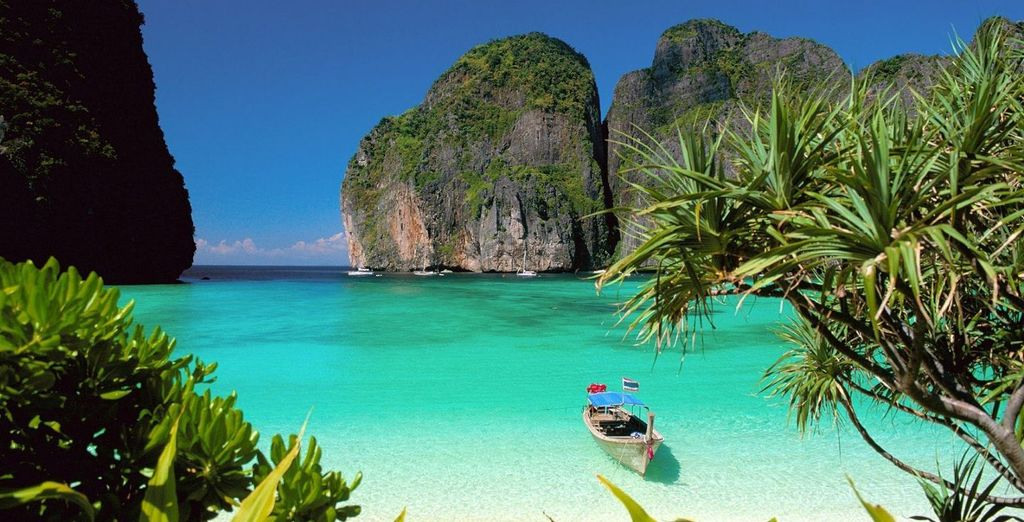 Bienvenido a Bangkok y Phuket, un viaje que te enamorará