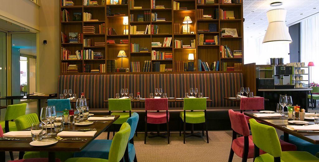 Deleita tu paladar en The Twelve, un restaurante urbano