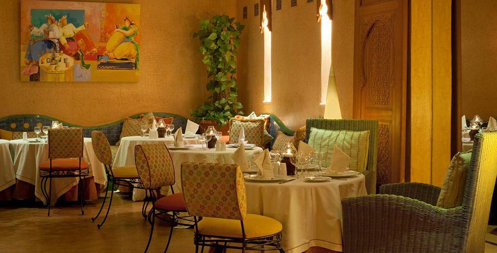Restaurantes donde disfrutar de la gastronomía local