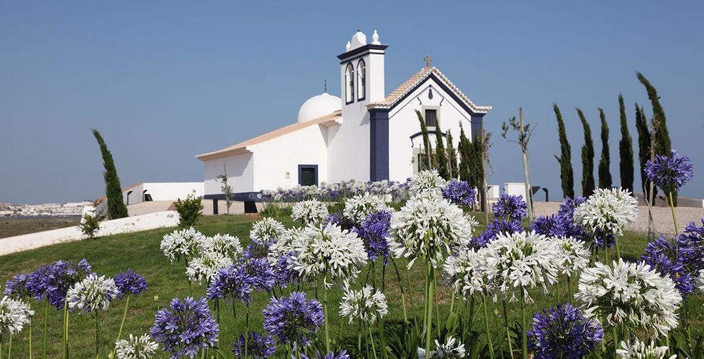Aprovecha para descubrir el patrimonio del sur de Portugal