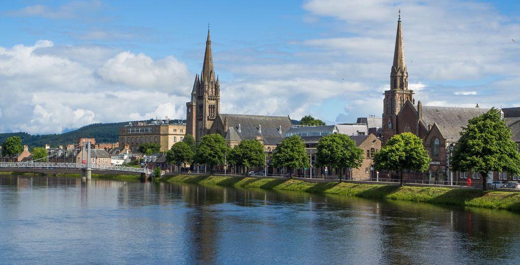 Próxima parada: ¡Inverness!