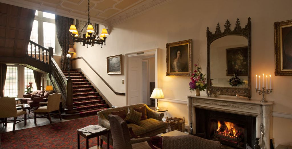 Alojamiento en Ballathie House 4*