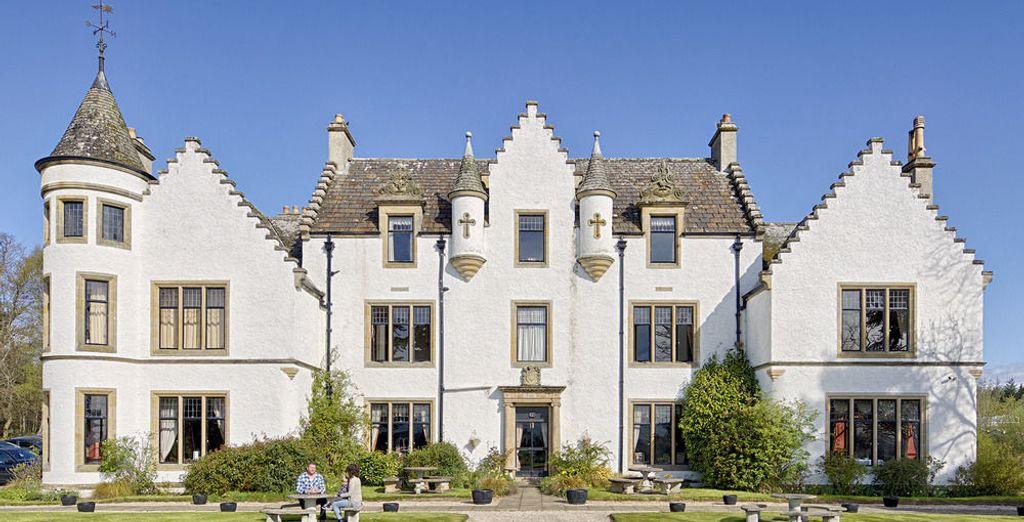 O en el hotel Kincraig Castle 4*