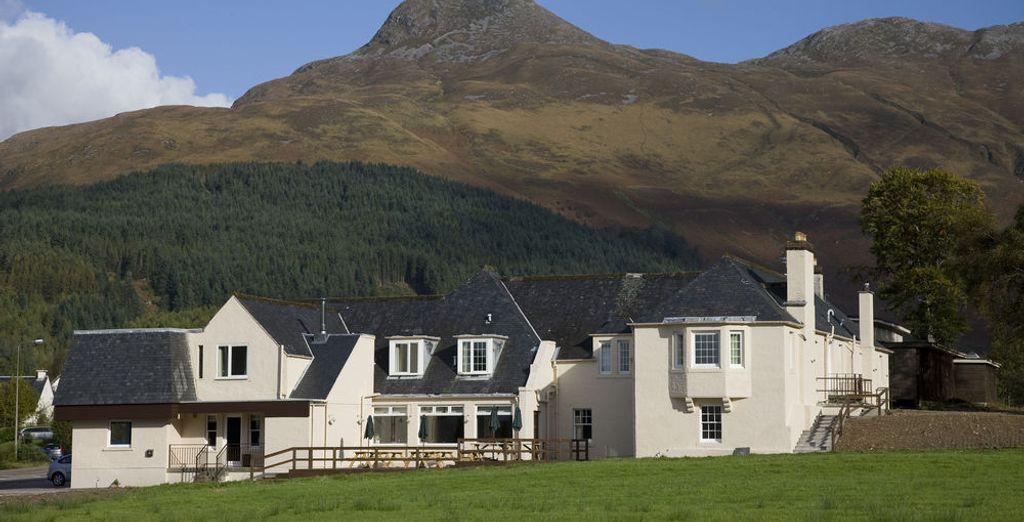 O estancia en el The Glencoe Inn 4*