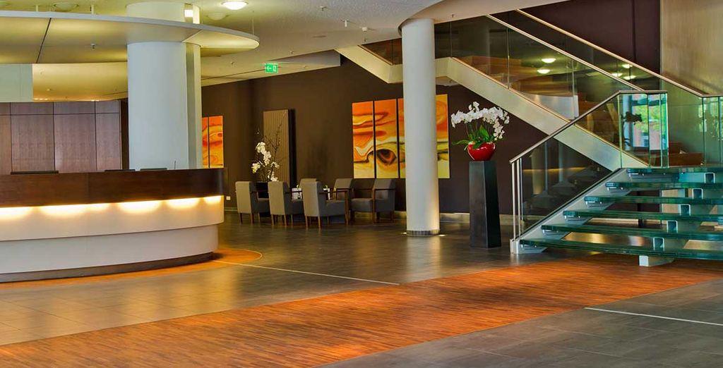 Bienvenido al Hotel centrovital Berlin 4*