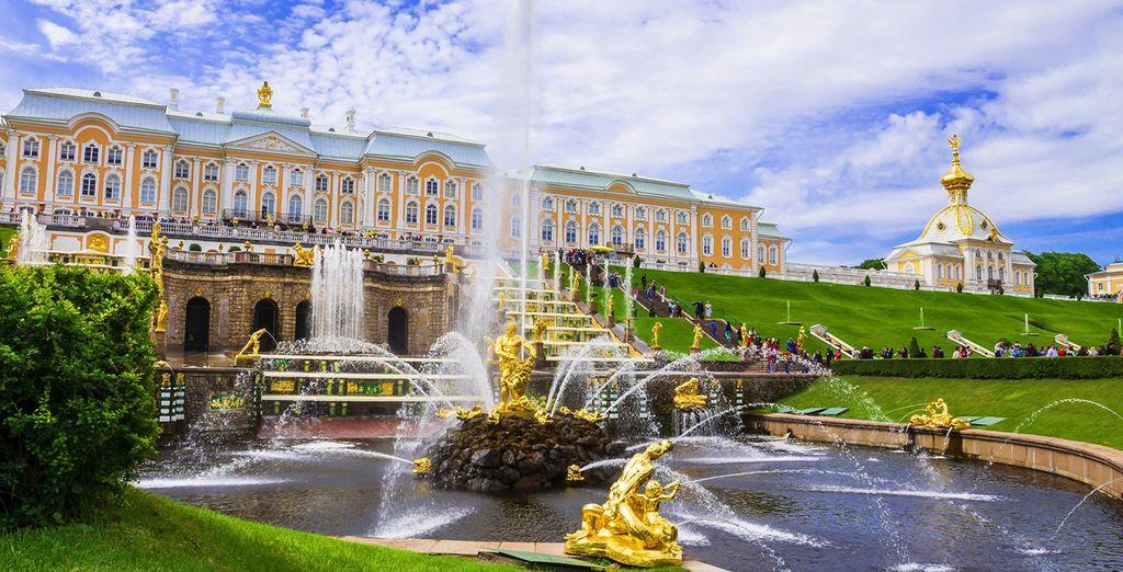 Bienvenido a St. Petersburgo!
