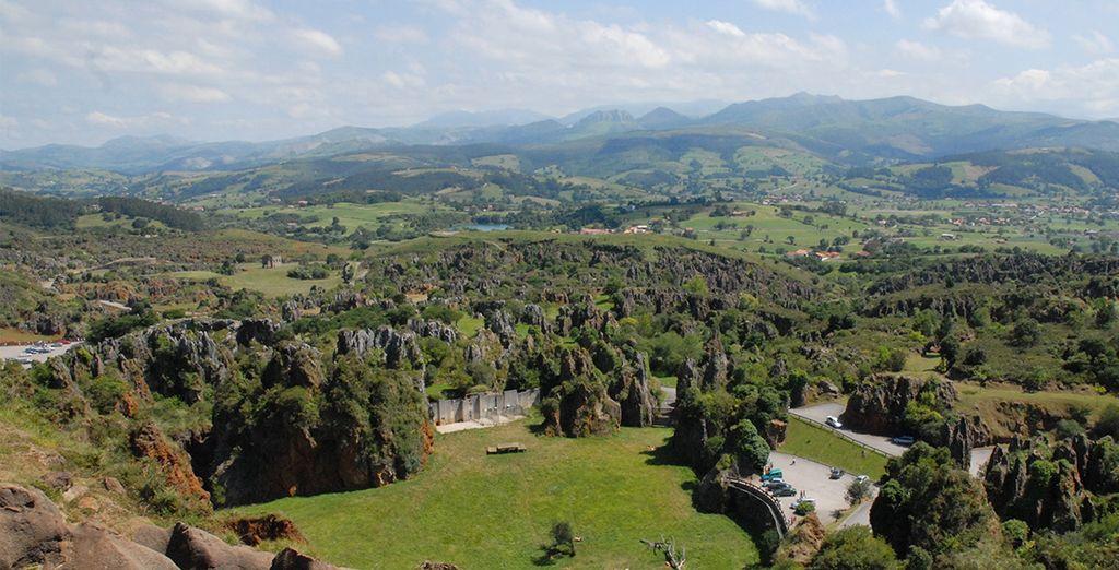 El Parque de la Naturaleza de Cabárceno es un lugar ideal para pasar el día en familia