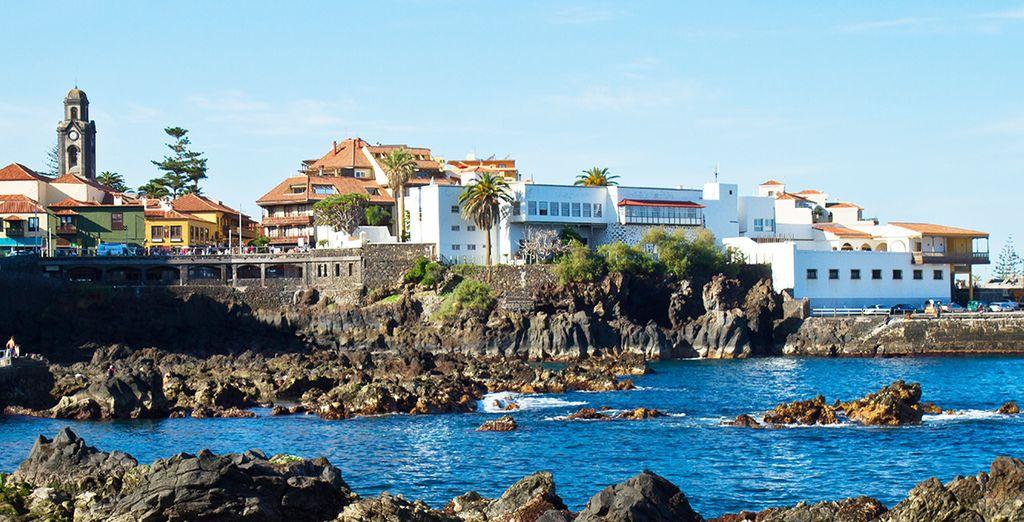 Descubre los rincones más emblemáticos del Puerto de la Cruz