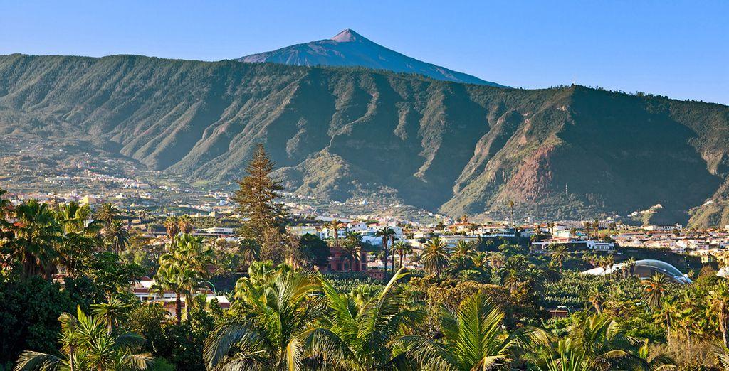 No te puedes perder el Teide, la montaña más alta de España