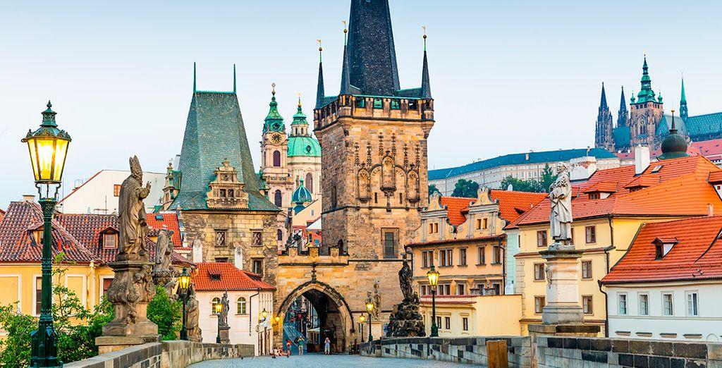 Disfruta de Praga y descubre sus reliquias