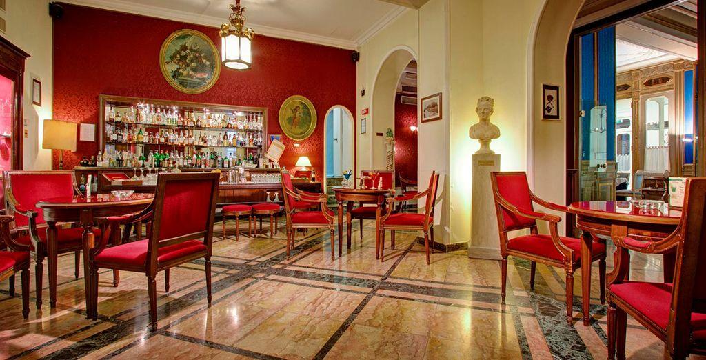 Disfruta de una estancia exclusiva en Palermo