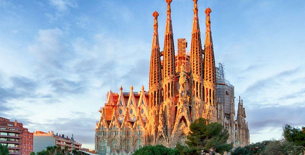 Siempre es buen momento para escaparse a Barcelona