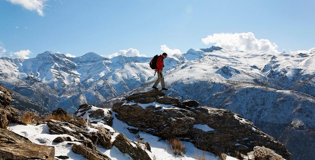 Aprovecha para hacer excursiones por la Sierra