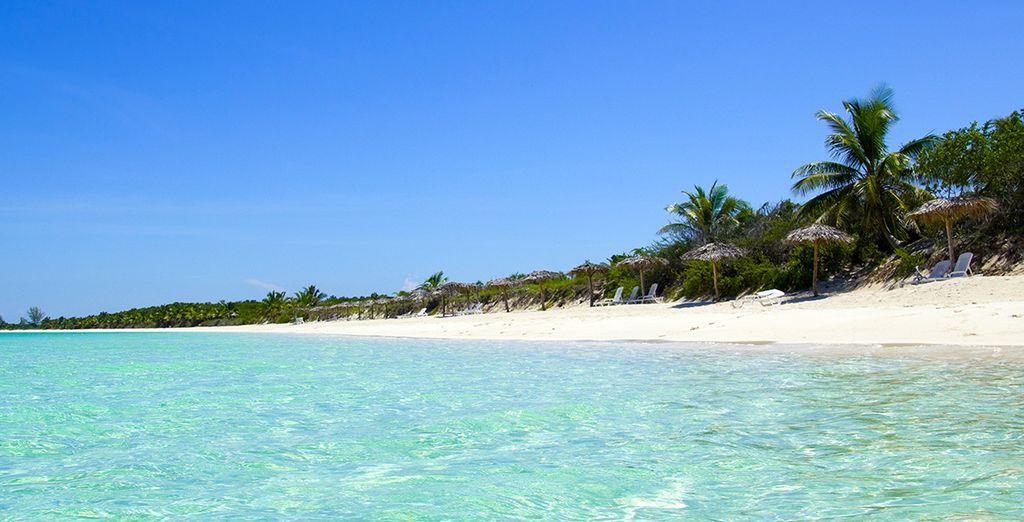 La siguiente parada de tu viaje será en Cayo Santa María antes de volver a La Habana