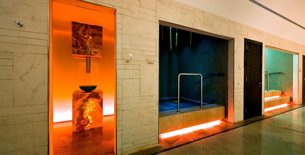 URH Hotel Spa Zen Balagares 4* ofrece unas modernas instalaciones