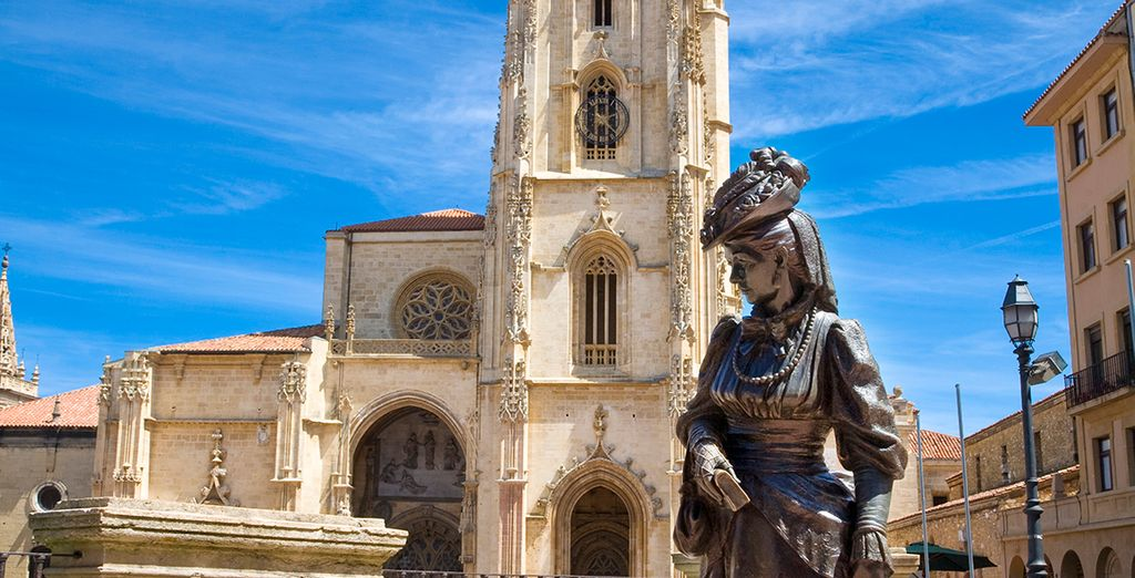 Acércate a conocer Oviedo