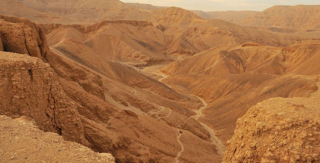 La inmensidad del Valle de Los Reyes te asombrará
