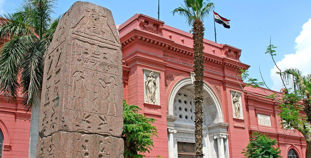 Conoce el Museo Egipcio