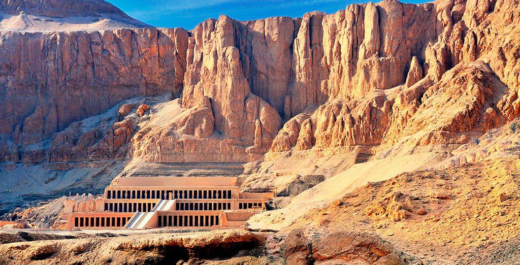 El Valle de los Reyes, un lugar lleno de magia y misterio