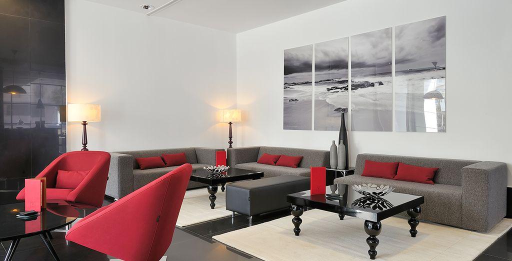 Diseño contemporáneo en sus interiores
