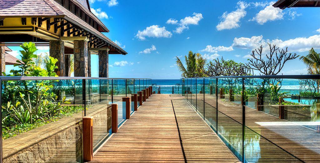 Bienvenido al Hotel The Westin Turtle Bay Resort & Spa 5*