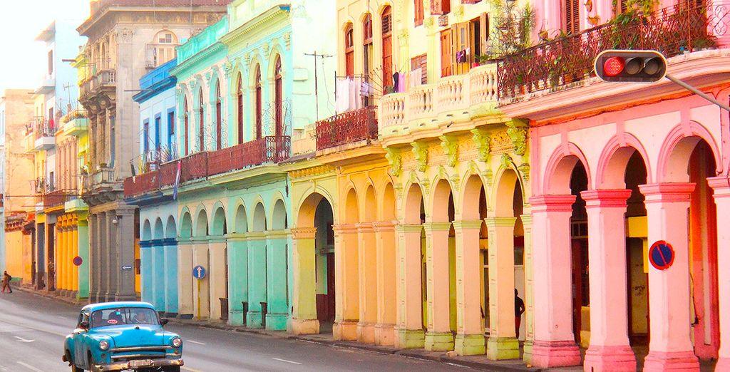 Disfruta de La Habana