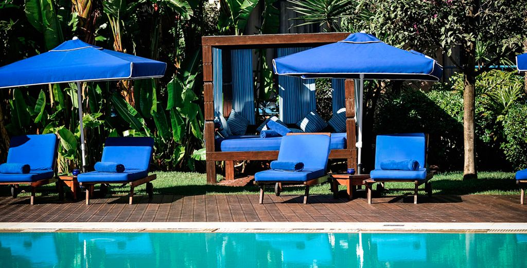 Tus vacaciones te esperan en Le Medina Essaouira Hotel Thalassa Sea & Spa 5* Mgallery Collection
