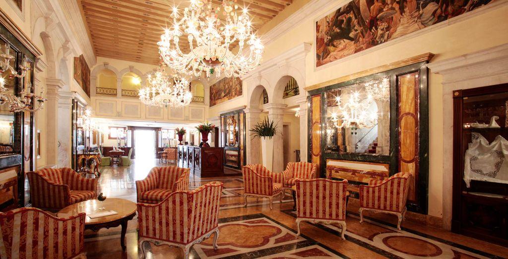 Bienvenido al Hotel Boscolo Venezia Autograph Collection 5*