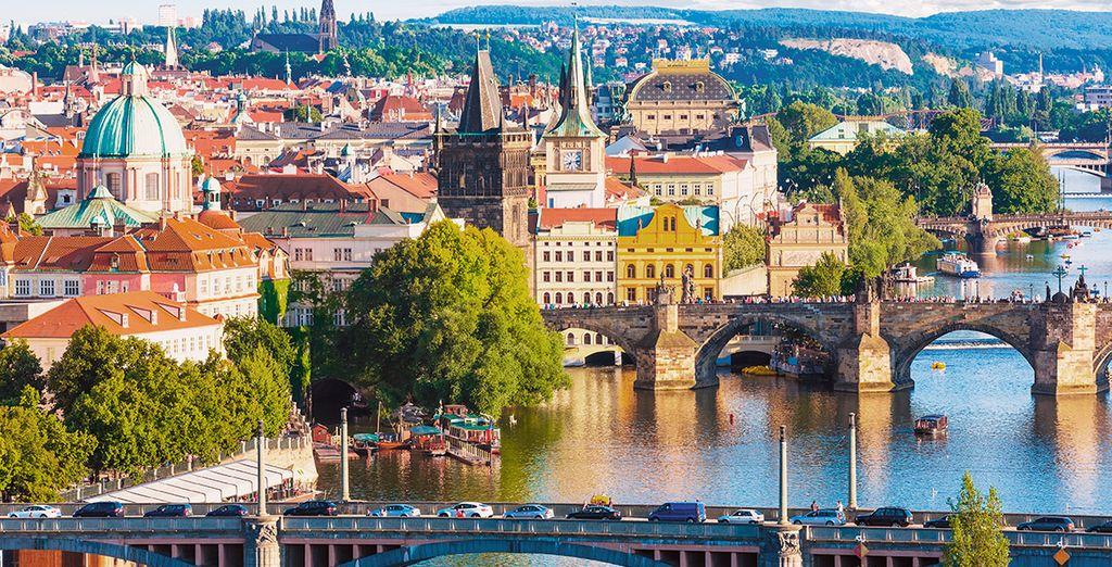 Praga, una ciudad majestuosa y de impresionante belleza