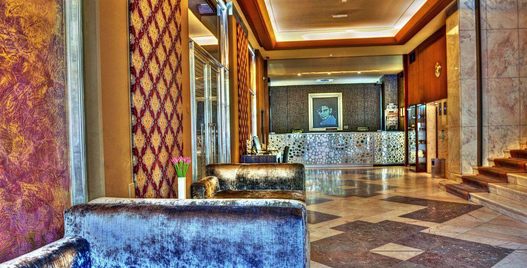Bienvenido al Jalta Boutique Hotel 5*, un lujoso hotel con estilo